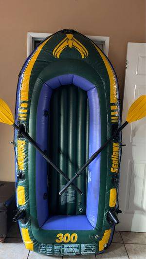 Seahawk 300 Inflatable boat for Sale in Los Angeles, CA
