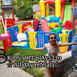 Kid Soft Play, Cotton Candy, Nachos, Ice Cone, Popcorn Machines,Jumpers for Sale in Fountain Valley,  CA