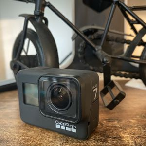 Hero 7 Black + Accessories Brand new! for Sale in Trenton, NJ