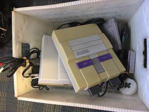 Super Nintendo for Sale in South Salt Lake, UT
