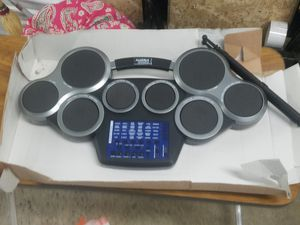 First Act Digital Drum Pads 8 pcs for Sale in San Francisco, CA