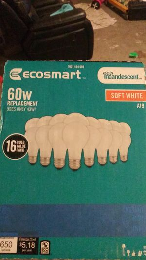Light bulbs for Sale in Covington, WA