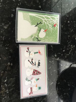 Christmas cards $5 each for Sale in Irvine, CA