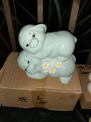 CERAMIC ANIMAL SETS!! for Sale in Miami, FL