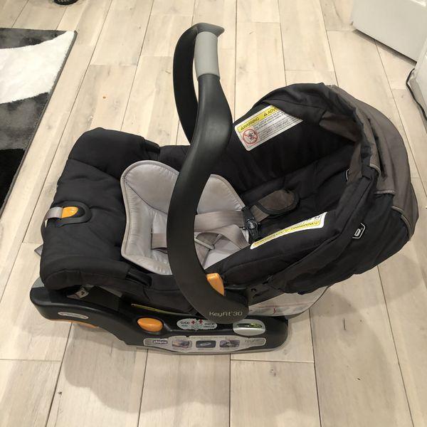 KeyFit 30 Car Seat Carrier