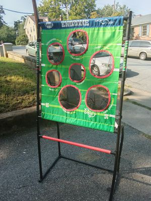 Ball toss Football game for Sale in Madison Heights, VA