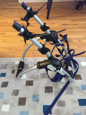 Thule Bike Rack for 2 for Sale in St. Louis, MO