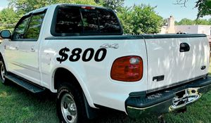 OWNER $800__2002 Ford F150 XLT Luxury Sport Package for Sale in Boise, ID