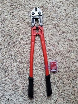24 Inch Bolt cutter for Sale in Shoreline,  WA