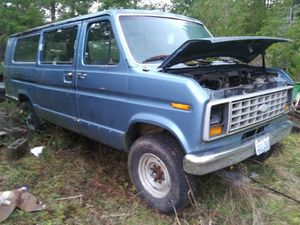 Club wagon van ford 91 for Sale in SKOK, WA