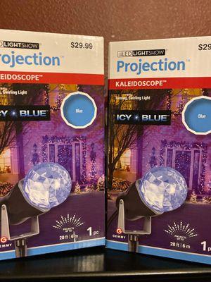 Projection christmas light for Sale in Puyallup, WA