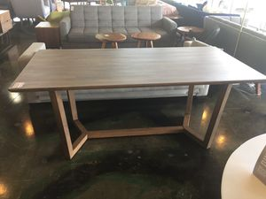 Brand New Solid Wood Furniture Dining Room Table for Sale in Houston, TX