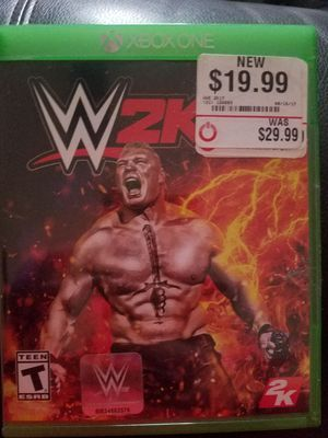 Wwe 2k17 for Sale in OH, US