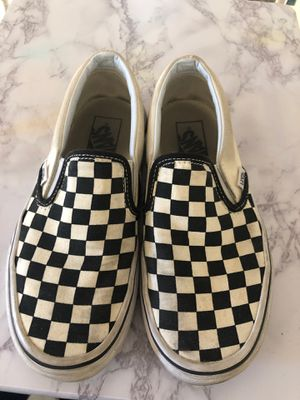 Vans size 5 for Sale in Riverbank, CA