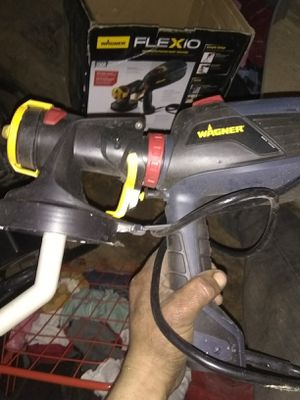 Wagner paint gun used once sell are trade for Sale in St. Louis, MO