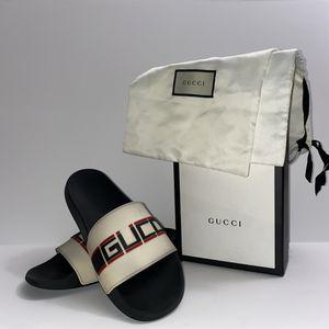 Gucci Rubber slides for Sale in Las Vegas, NV