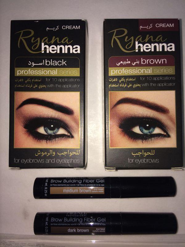 Eyebrow and Eye contour Kit