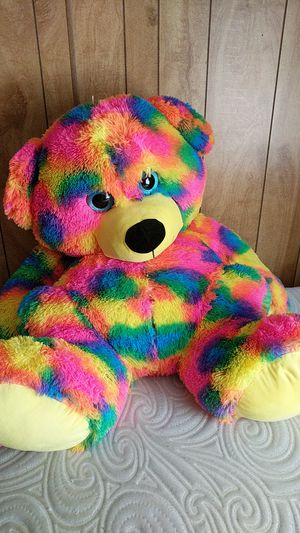 4ft stuffed bear for Sale in Marysville, OH