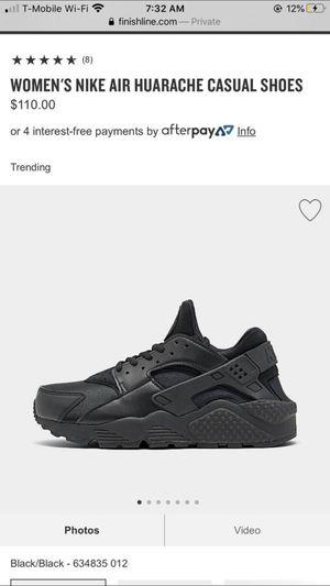 Women's Nike shoes $25 for Sale in Lakeland, FL