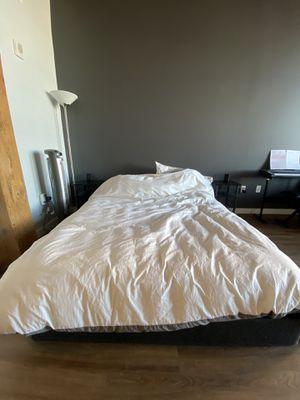 Casper Queen bed plus Casper Box-Spring for Sale in Boston, MA