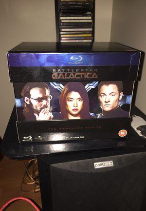 Battlestar Galactica box set for Sale in Pawtucket, RI