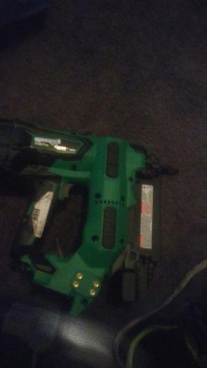 Hitachi nail gun $60 for Sale in Las Vegas, NV