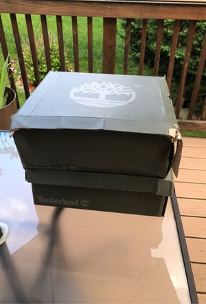 Super Rare Blue Or Red Timberland Boots Brand New for Sale in Boyds, MD
