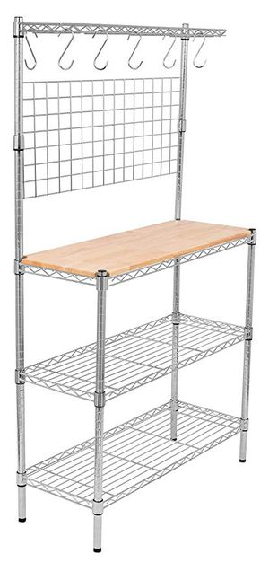 Bakers Rack (Wire) for Sale in Los Angeles, CA