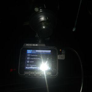 Rove R2 4K Dash Cam GPS/WIFI for Sale in Fresno, CA