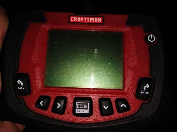 Craftsman OBD2 scanner