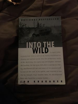 Into the wild for Sale in Burlington, VT