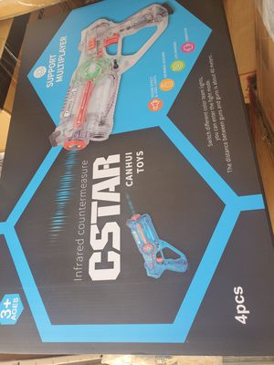 Laser tag for Sale in Garden Grove, CA