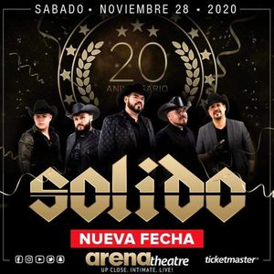 Grupo Solido for Sale in Houston, TX