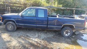 1997 Chevrolet Silverado 2500 PARTS for Sale in Houston, TX