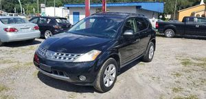 2007 Nissan Murano for Sale in Seffner, FL