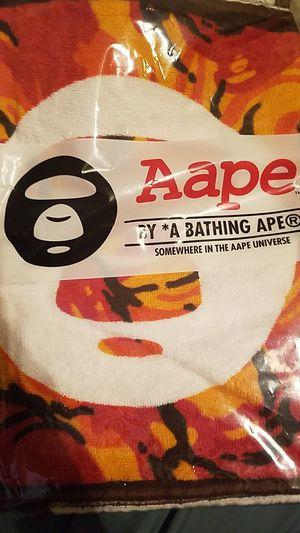 Exclusive LA aape by bape towel for Sale in Laveen Village, AZ