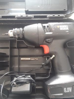 Black&Decker drill for Sale in Aiken, SC
