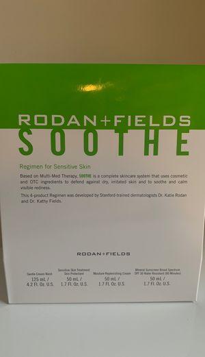 Rodan and Fields SOOTHE Regimen for Sale in Seattle, WA