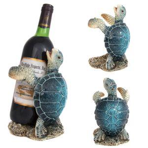 Brand New! Blue Sea Turtle Wine Bottle Holder for Sale in Miami, FL