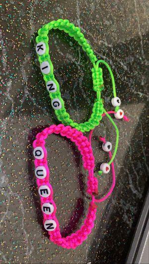 Custom couple bracelets for Sale in Hialeah, FL