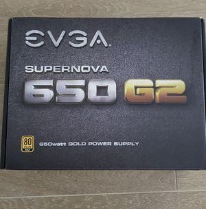 EVGA Supernova 650G2 Gold PSU for Sale in Barefoot Beach, FL