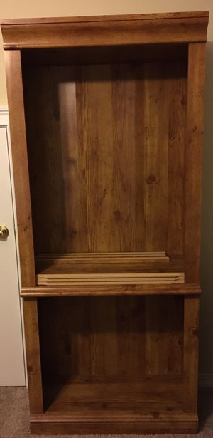 Solid Wood Bookshelf for Sale in Orlando, FL