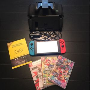 Nintendo Switch Bundle Reserve for Sale in New Haven, CT
