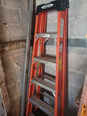 Fiberglass ladders for Sale in Levittown, PA