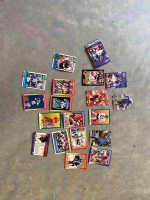 Joe Montana, Lawrence Taylor, Bo Jackson, Brett Fabre cards for Sale in Stockbridge, GA