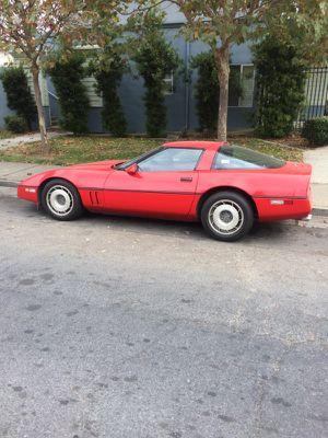 1987 chevy corvette for Sale in Oakland, CA