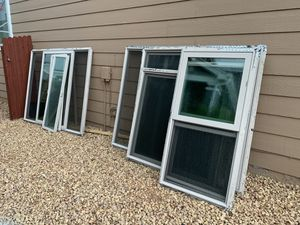 Milgard Windows for sale Need gone! for Sale in Peyton, CO