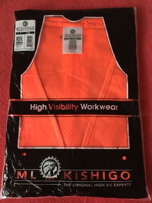 """Authentic """" ML-Kishigo"""" High Visibility Work Safety for Sale in Los Angeles, CA"""