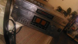 Jvc stereo receiver for Sale in Houston, TX
