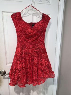 Red prom dress for Sale in Seal Beach, CA